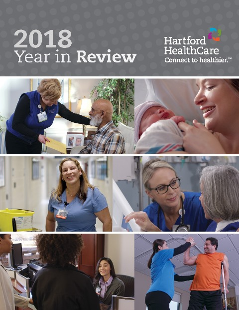 HHC 2018 Annual Report Cover